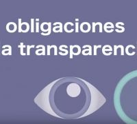Tutorial: Obligaciones de transparencia